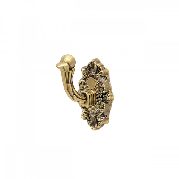 Крючок для полотенца MILACIO MC.920.BR, бронза ( коллекция Valls)
