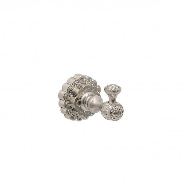 Крючок для полотенца MILACIO MC.901.SL, серебро ( коллекция Villena )