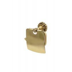 Держатель туалетной бумаги настенный MILACIO MC.906.BR, бронза ( коллекция Villena )