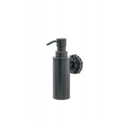 Дозатор для мыла настенный MILACIO MC.908.BBR, чёрная бронза ( коллекция Villena )
