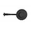 Душевая система скрытого монтажа MILACIO MC.105.BBR , чёрная бронза ( коллекция Vitoria )