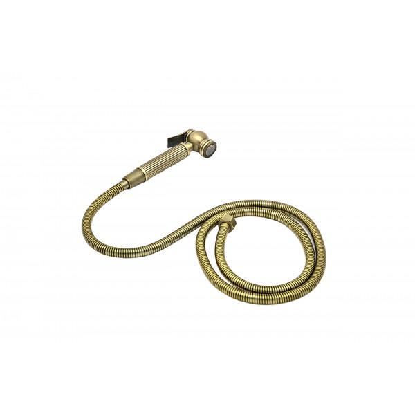 Гигиенический душ MILACIO MC.801.BR без вентиля, бронза ( коллекция Almeria )
