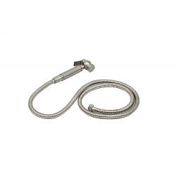 Гигиенический душ MILACIO MC.801.SL без вентиля, серебро ( коллекция Almeria )