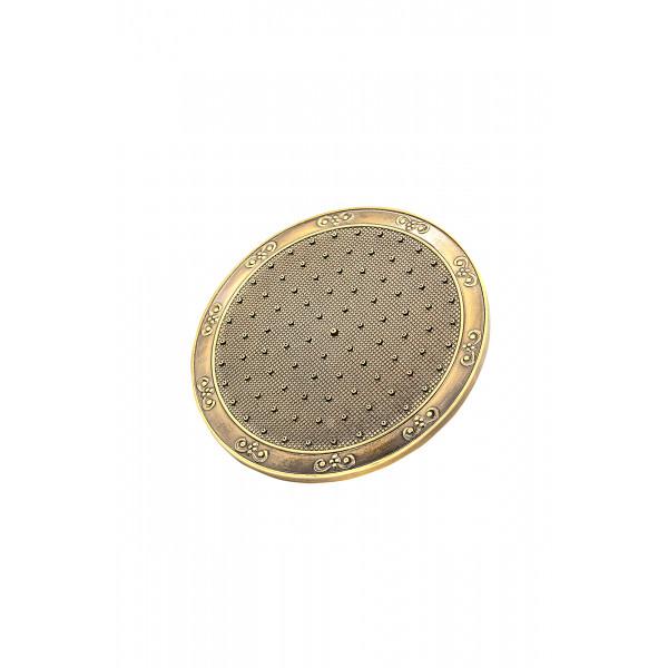 Верхний душ MILACIO MC.001.BR, бронза ( круг )