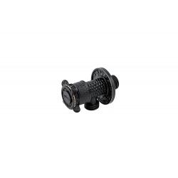 Запорный вентиль MILACIO MC.008.BBR, чёрная бронза