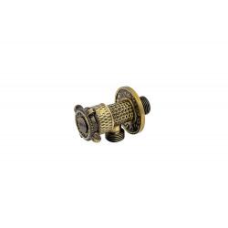 Запорный вентиль MILACIO MC.008.BR, бронза