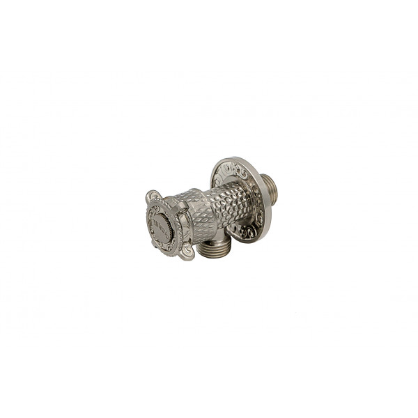 Запорный вентиль MILACIO MC.008.SL, серебро