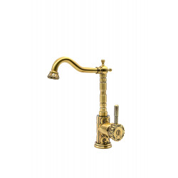 Смеситель для кухни MILACIO MC.509.BR, бронза ( коллекция Villena )